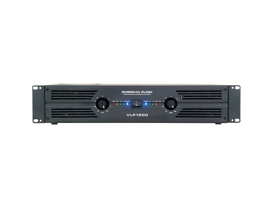 American Audio VLP1500 Amplifier