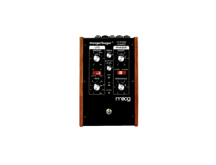 Moog moogerfooger mf 103 12 stage phaser xl