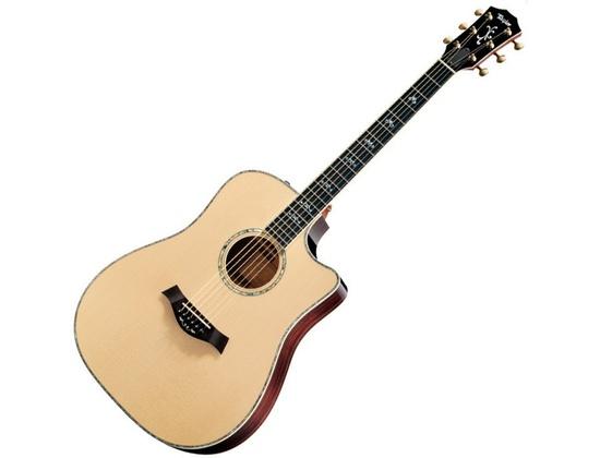 Taylor 910ce Dreadnought Acoustic-Electric Guitar