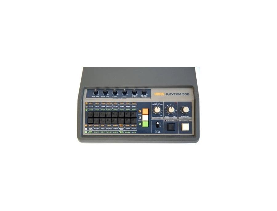 Korg Rhythm 55 KR-55B Drum Machine