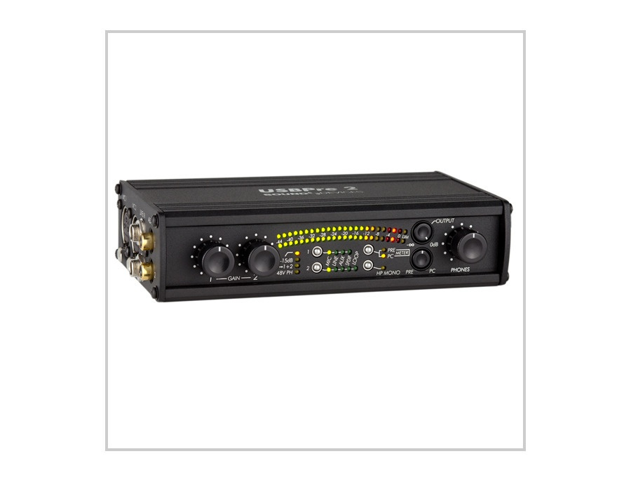 USB pre2 by Sound Devices