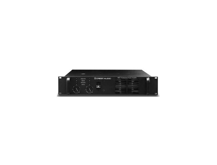 Crest 4801 power amp xl