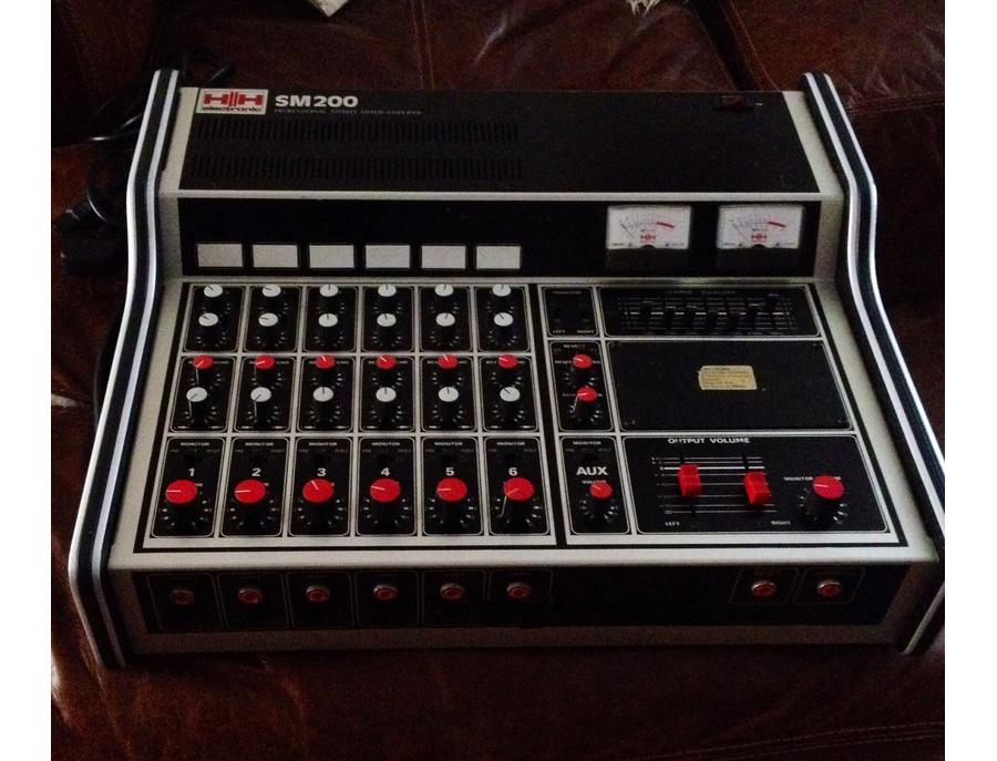 H&H Electronic SM200