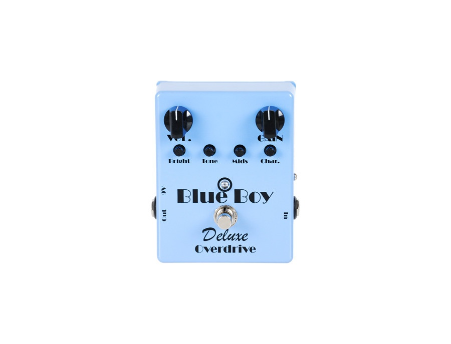 Blueboy Deluxe Overdrive