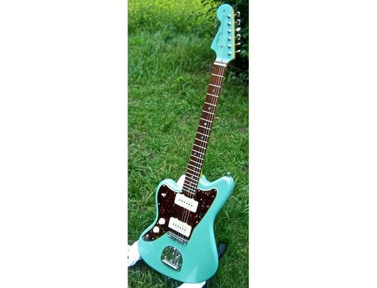 Fender USA left handed Jazzmaster (seafoam green)