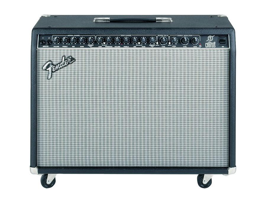 fender ultimate chorus amp reviews prices equipboard. Black Bedroom Furniture Sets. Home Design Ideas