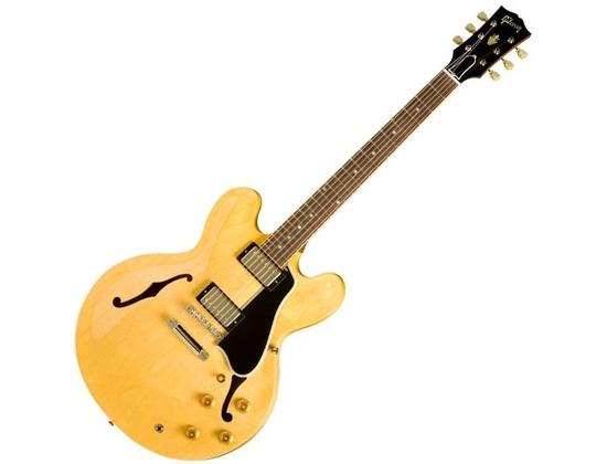 Gibson ES-335 Dot Natural Electric Guitar