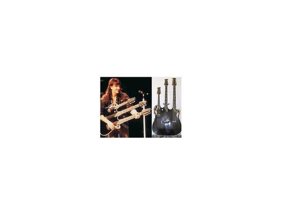 Ovation Richie Sambora Triple Neck