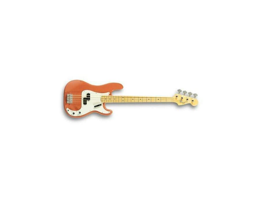 """Fender Precision Bass """"Frankenstein"""""""