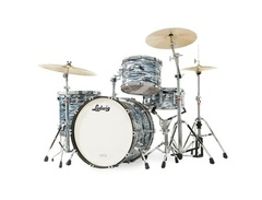 Ludwig black oyster pearl kit s