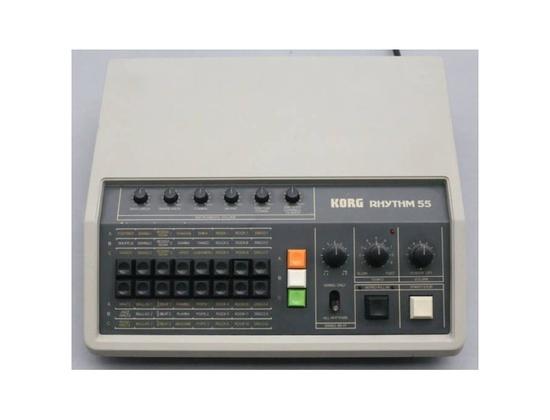 Korg Rhythm 55 KR-55 Drum Machine