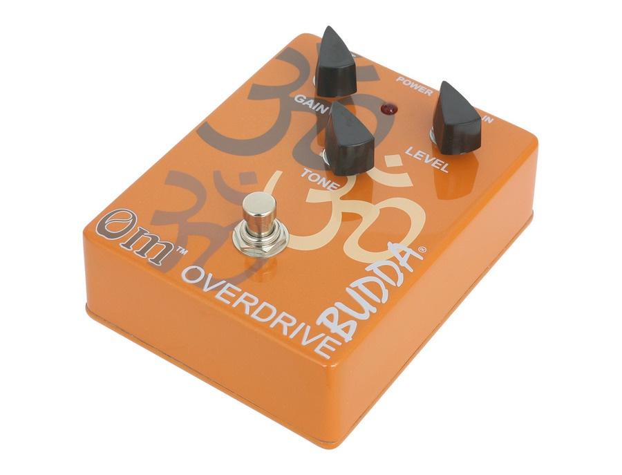 Budda OM Overdrive Guitar Pedal