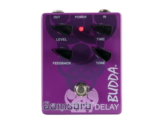 Budda Samsara Delay Guitar Effects Pedal