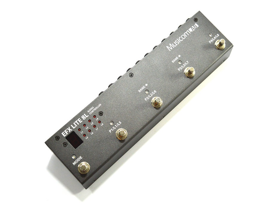 Musicom Lab EFX Lite 8L