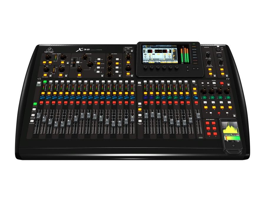 Behringer X32 32-Channel Digital Mixer