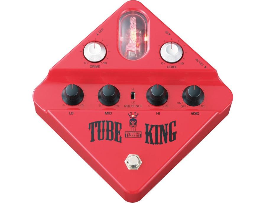 Ibanez TK999HT Tube King High Voltage Tube Distortion Guitar Pedal