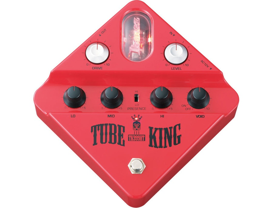 Ibanez TK999HT Tube King High Voltage Tube Distortion Guitar Pedal