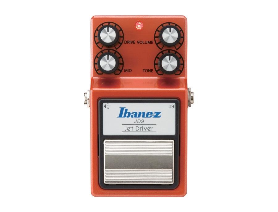 Ibanez JD9 9 Series Jet Driver Distortion Pedal