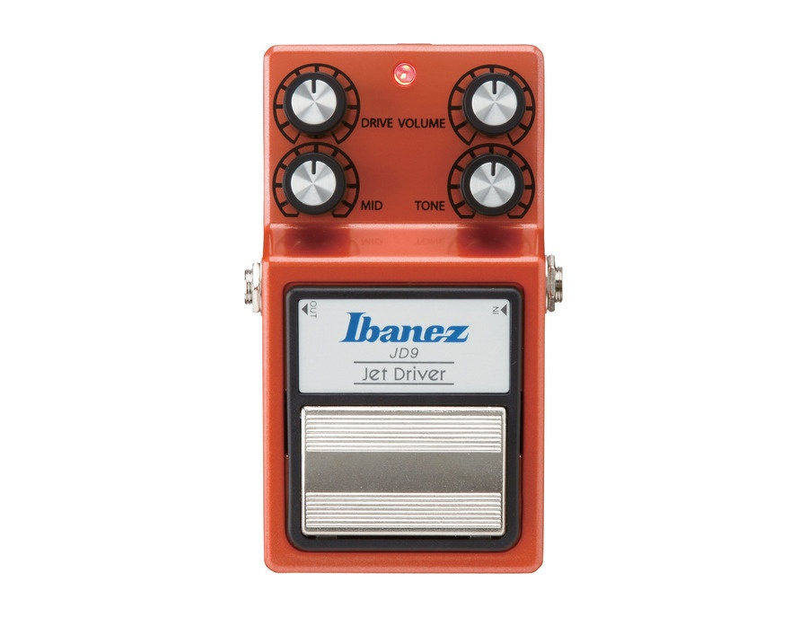 Ibanez JD9 9 Series Jet Driver Distortion Pedal