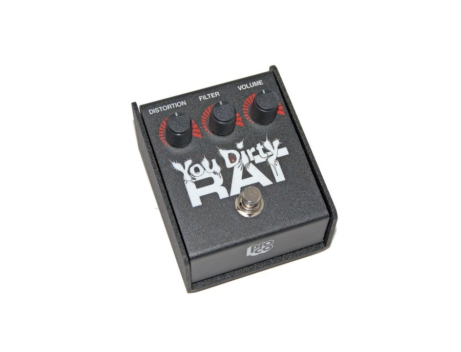 pro co you dirty rat distortion guitar effects pedal reviews prices equipboard. Black Bedroom Furniture Sets. Home Design Ideas