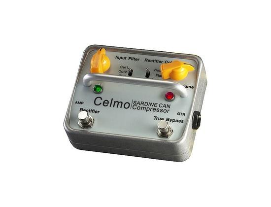 Celmo Sardine Can Compressor Pedal