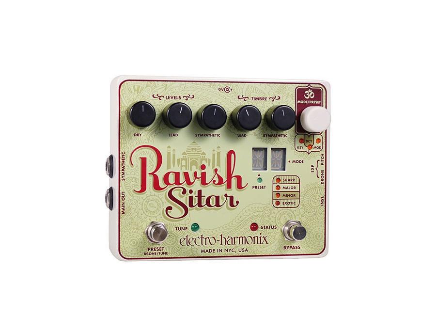 Electro-Harmonix Ravish Sitar