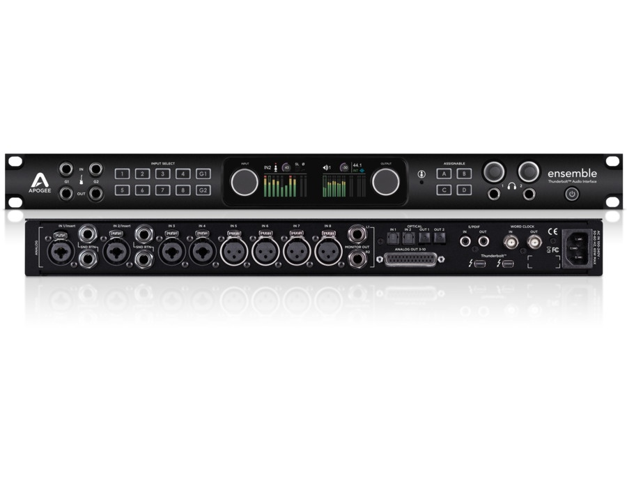 Apogee Ensemble 30x34 Thunderbolt 2 Audio Interface for Mac