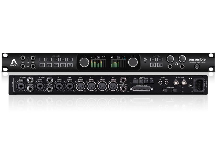 Apogee Ensemble 30x34 Thunderbolt 2 Audio Interface for Mac