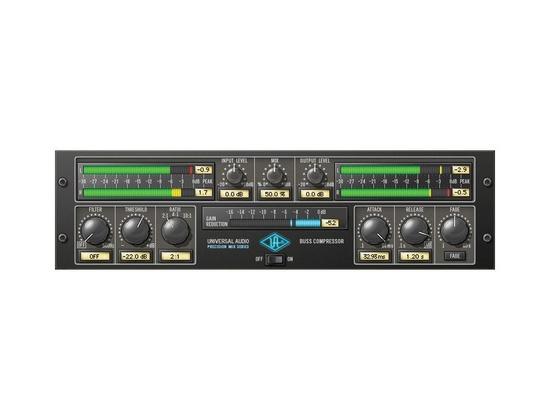 Universal Audio Precision Buss Compressor Plug-In