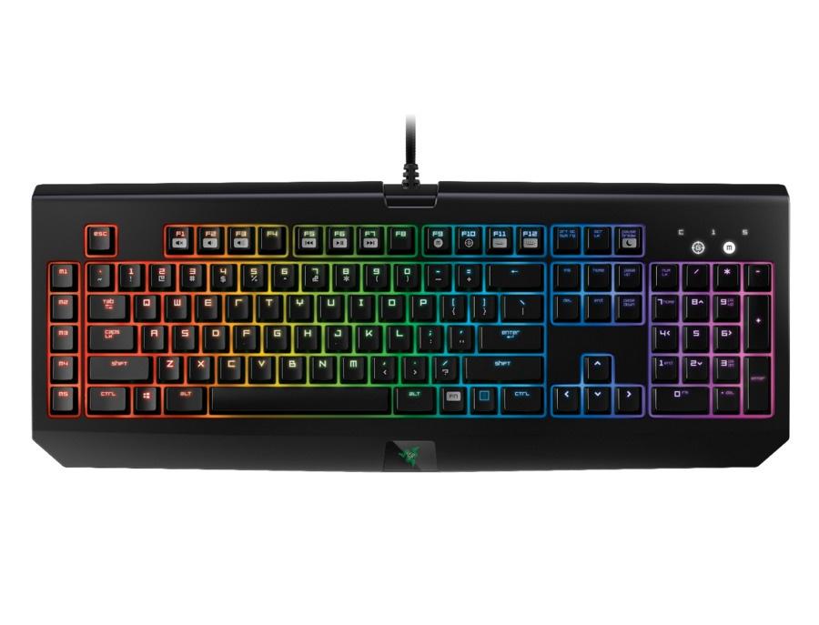 Razer blackwidow chroma keyboard xl