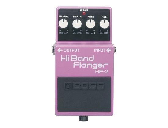 BOSS HF-2 Hi Band Flanger