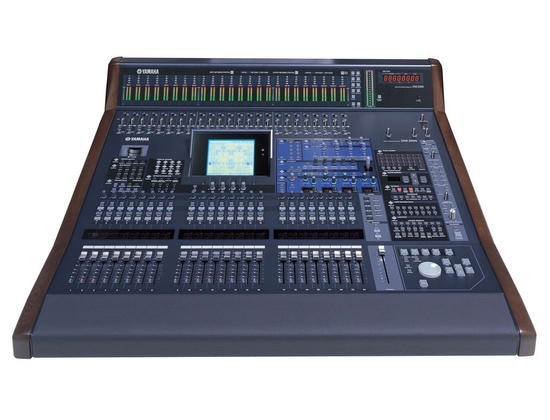 yamaha dm2000 vcm digital mixing console reviews prices equipboard. Black Bedroom Furniture Sets. Home Design Ideas