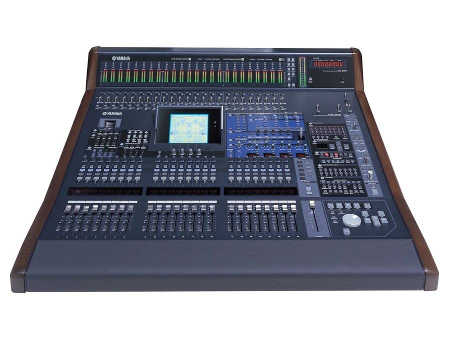 Yamaha DM2000 VCM Digital Mixing Console