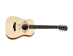 Taylor taylor swift signature acoustic guitar natural 3 4 size dreadnought s