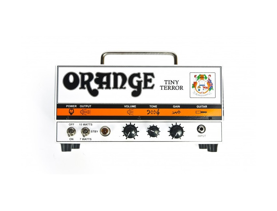 Orange tiny terror 15 watt tube amp tt15h xl