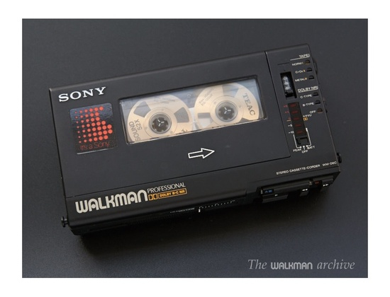 Sony WM D6C
