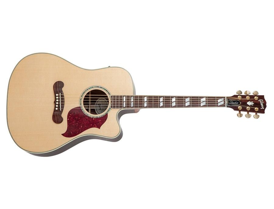 Gibson Songwriter Deluxe Studio EC Acoustic Guitar