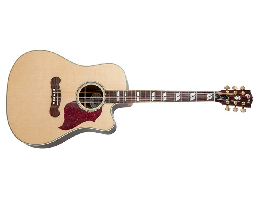 Gibson Songwriter Deluxe Studio EC Acoustic Guitar