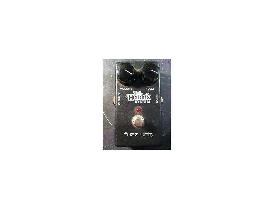 MXR Fuzz Unit Jimi Hendrix System