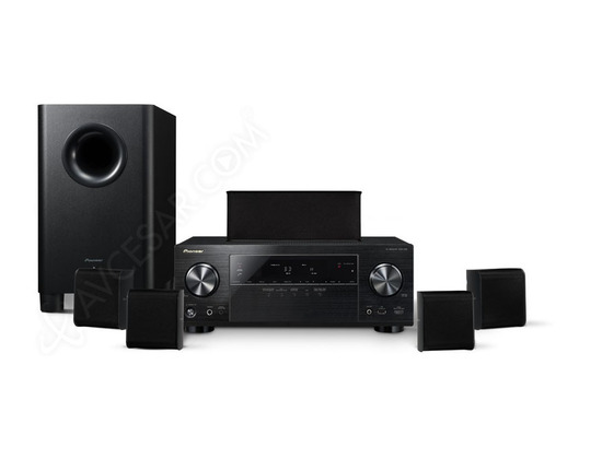 pioneer HTP-072 Home cinema