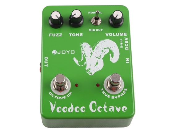 JOYO JF-12 Ultimate Fuzz and Octave