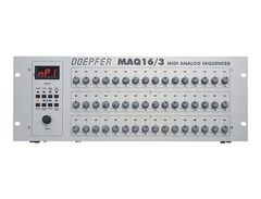 Doepfer maq 16 3 midi analogue sequencer s