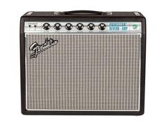 Fender 68 custom princeton reverb 12w 1x10 tube guitar combo amp s