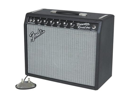 Fender 65 Princeton Reverb 15W 1x10 Tube Guitar Combo Amp