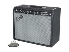 Fender 65 princeton reverb 15w 1x10 tube guitar combo amp s