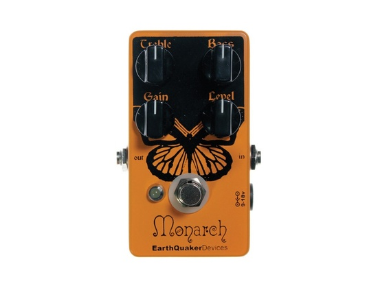 EarthQuaker Devices Monarch Overdrive Pedal