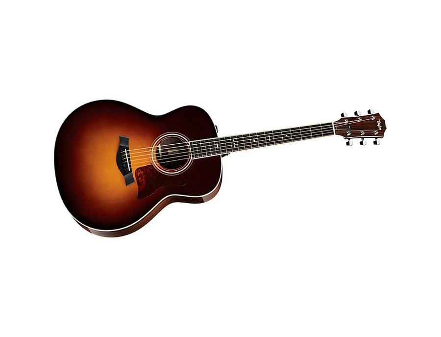 Taylor 718e Grand Orchestra ES2 Acoustic-Electric Guitar