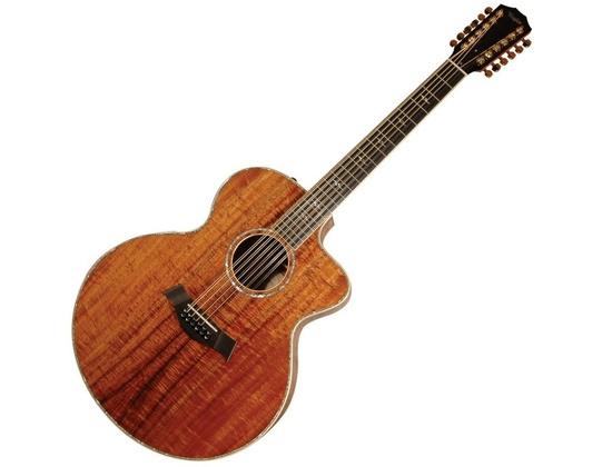 Taylor K65ce Koa 12-String Acoustic Guitar