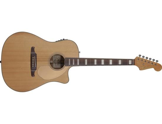 Fender Kingman SCE Acoustic Electric Guitar