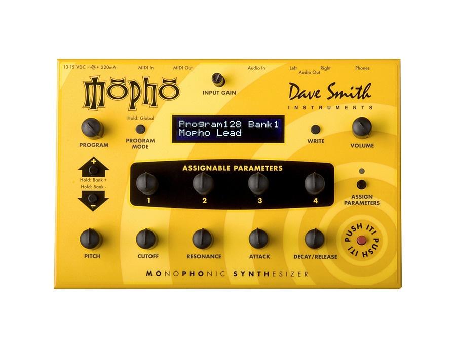Dave Smith MoPho Desktop